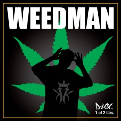 Weedman by D-Loc