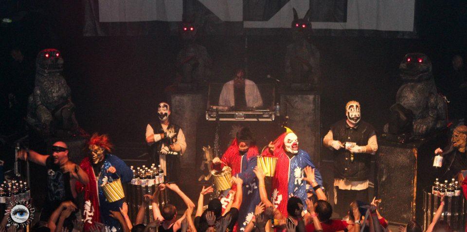 Insane Clown Posse Concert info Bongiornos Pics taken by Teresa S