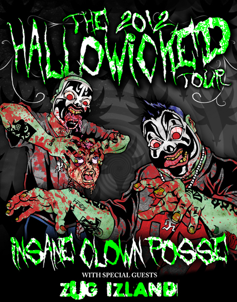 "ICP's ""Hallowicked 2012"" Tour - Columbus, OH"