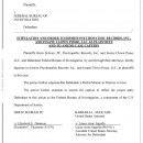 Page 1 of 2 - Psy & ICP dismissed from lawsuit (12/5/12)
