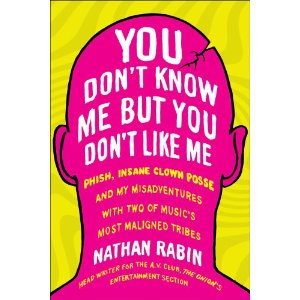 You Don't Know Me book