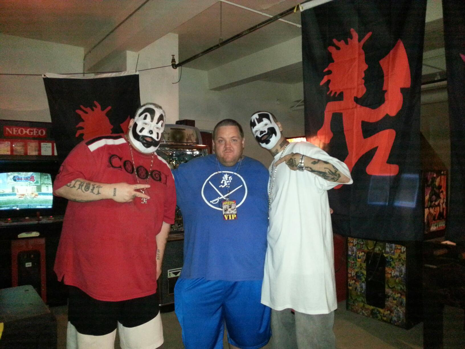 insane clown posse�s �the mighty death pop� tour � may
