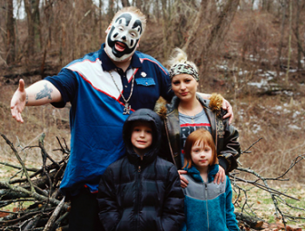 Violent J and Family