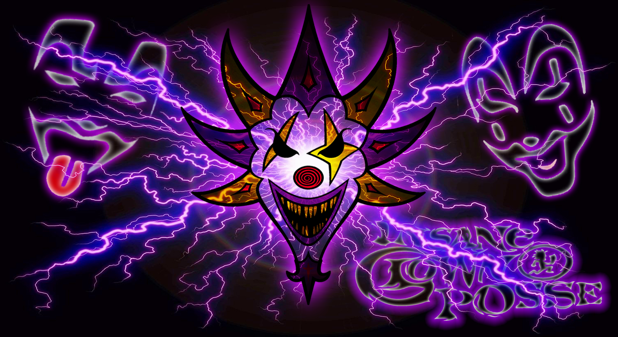 icp mighty death pop wallpaper images