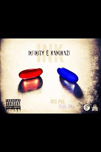 Album artwork for Red Pill Blue Pill, a highly anticipated album from I.N.K.