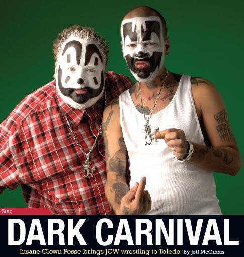Insane Clown Posse Brings JCW Wrestling To Toledo