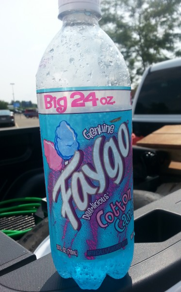 Cotton Candy Faygo