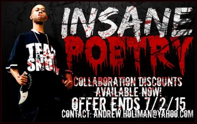 Contact andrew.holiman@yahoo.com for collabs!