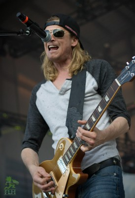 Wes of Puddle of Mudd!