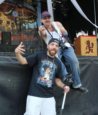 Scottie & Jason Voorheis!