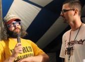 UGA interviews Judah Friedlander at the Gathering