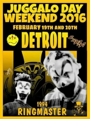 2016 Juggalo Day
