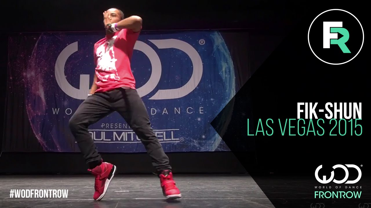"Fik-Shun dances to Tech N9ne's ""Fragile"" 