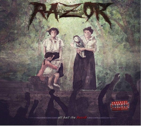 RazoR cd cover small