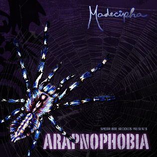Arapnophobia Cover