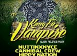 Kung Fu Vampirre Album Release Party
