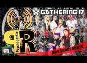 Hot Sauce Shots Race on Psychopathic Radio at GOTJ17 with WOLFPAC