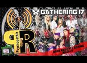Psychopathic Radio Bare Knuckle Boxing #1 & #2 at GOTJ17 with WOLFPAC