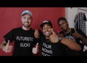 "Futuristic ft. Hopsin – ""Scrollin"" [Official Music Video]"