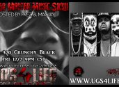 Crunchy Black Says He's A Juggalo for Life and Speaks on ICP